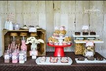 Milk & Cookies Party | THEME / by Forever Your Prints
