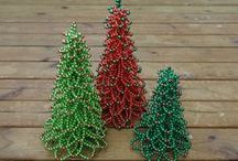 beaded Christmas / by Suzy