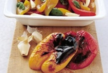 Eggplant and Peppers (All varieties, hot and sweet, etc!)
