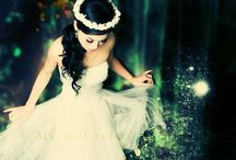 Fairies / *Fairies are invisible and inaudible like angels.  But their magic sparkles in nature.  ~Lynn Holland*