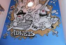 graffiti na zlecenie, graffti crew for hire , graffiti,commisions , / graffiti , fresh art , unikat , malarstwo , design , nowoczesne wnętrze , twoje wnętrze ,