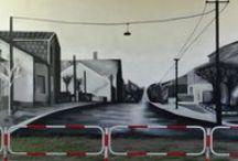 Graffiti , mural  Jaworzno / graffiti , fresh , art , artistic , modern grafiti , popart , nowe malarstwo , writing , dizajn , design .