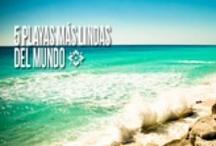 Playas más lindas del mundo