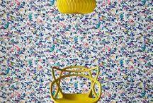 Amarelo / Yellow / Ideias em amarelo para a decoração da casa.