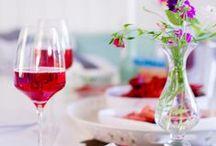 Table decoration / Mesas decoradas