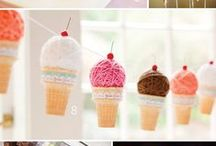 Ice Cream Party | THEME / #partyinvite #ForeverYourPrints #FYP #4EverYourPrints #PartyTheme #PartyIdeas #Inspiration #Printables #PartyPrintable #IceCreamParty #SummerBirthday #SummerParty #IceCreamBirthday / by Forever Your Prints