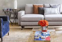 Salas de Estar / Living Rooms / Salas de estar de todos os tamanhos e modelos .