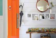 Portas / Doors / Portas de todos os modelos e cores para inspirar!