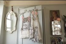 Hanging Pretty  / Dripping prettiness to breathe in  . / by Kaye McNally