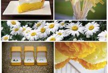 mariage jaune