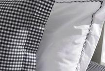 Preto e Branco / Black & White / O clássico preto e branco na decoração da casa.