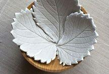 Argilla e pittura su ceramica