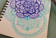 Mandalas & Doodles