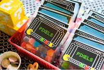 Arcade Party | THEME / by Forever Your Prints