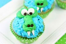 Alligator Party | THEME / by Forever Your Prints