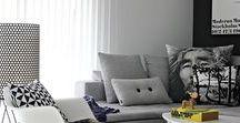 Cinza / Grey / O cinza na decoração é um curinga! Ideias pra você se inspirar nessa cor que acalma e ilumina!