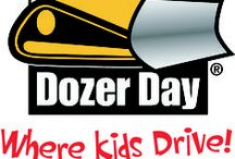 DOZER DAY _YAKIMA / Dozer day where kids drive! Dozers, dump trucks, and more are driven with trained drivers and kids! A fun family weekend where kids of all ages get to operate heavy equipment and play in the dirt!