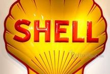 #Shell / Shell Vintage, Old & New. Gasolineras, Tanques, Camiones, Surtidores, Merchandising, Cartelería, Envases, Juguetes...