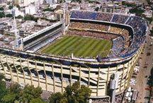 #Estadios de Argentina / Las casas del Futbol, pasión de multitudes.