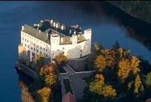 Sightseeing Flights from Pribram / Vyhlídkové lety z Příbrami / Aerial photos of famous places in Czech/ Letecké snímky známých míst Čech.