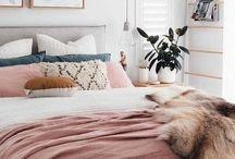 Bedroom Decor / Tumblresque
