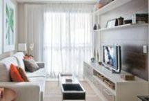 TV rooms / Salas de TV