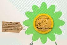 Infografías FloraQueen / En FloraQueen nos encanta explicar el mundo de las flores con imágenes. ¡Disfruta de nuestras infografías!
