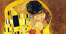 KLIMT Style / Tejidos, colores, poses que Klimt puede inspirar en la moda