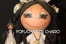 Fofuchas de Charo / Fofuchas por encargo, ideales para regalar