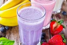Smoothies & Juices / smoothie recipes, smoothie, healthy, fruit, vegetable, juices, juicing