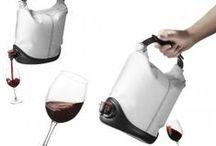 Wein-Accessoires | Wein-Phantasien / Nützliche, extravagante und witzige Wein-Accessoires findest du hier.