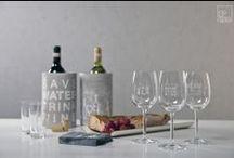 Gläser & Co. | Wein Phantasien / Finde hier das passende Accessoires für jeden Wein: Vom stilvollen Glas über ausgefallene Dekanters bis hin zum Kühler!
