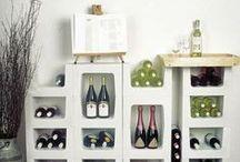 Weinregal - Wein-Phantasien / Hier zeigt dir Wein-Phantasien, wie du deine edlen Tropfen am besten aber vor allem am stilvollsten lagerst!