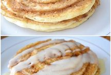 Pancakes / For a sweet or savoury start to your day