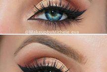 Makeup inspiration / Gorgeous makeup looks