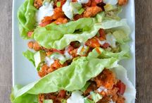 Dinner and Lunch inspiration / Delicious recipes to end the day