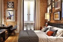 Quartos Masculinos / Men's Rooms