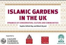 Eco-Gardens / Innovative garden ideas, Islamic gardens and urban rooftops.