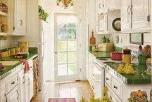 Cottage kitchen / Chalupářská kuchyňka