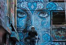 STREET/WALL ART.