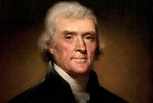 THOMAS  JEFFERSON / by NANCY ILIFF