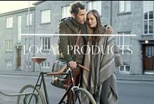 Local Products / Find out what Icelanders are producing, designing, making and crafting