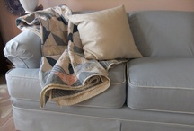 Pam's Sectional Slipcover