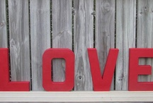 LOVE IN RED..ETC