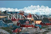 Greenland / Only two hours' flight from Iceland you'll find a dramatic arctic world of glaciers, icebergs and ice fjords.