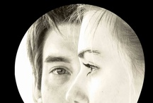 Lara y Claudio / #women #men #couples #mujer #hombre #pareja #face #caras #eyes #ojos #boq #neuquen #nqn #argentina