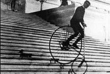 Cycling  / I really believe it is the best invention ever!