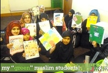 Teaching #EcoIslam To Children / Lessons and resources from our Eco-Islam mosque lessons in England.