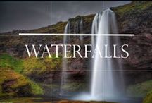 Waterfalls / Some of the countless waterfalls in Iceland