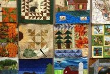 Blanket the Wisconsin Northwoods quilt block challenge / We received 15 entries in the Daily Herald Media's Blanket the Northwoods quilt block challenge. What's your favorite Northwoods-themed block? / by Daily Herald Media - Wausau